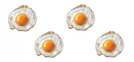 Waarom stinken schone glazen weleens naar eieren?