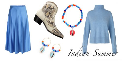 STYLE: Indian Summer on the brain
