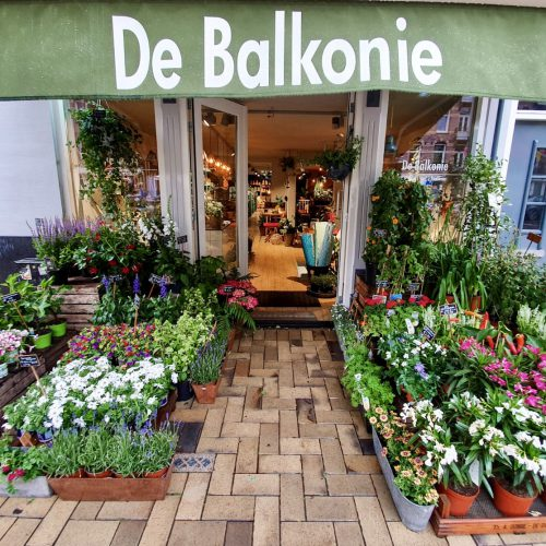 De Balkonie Amsterdam