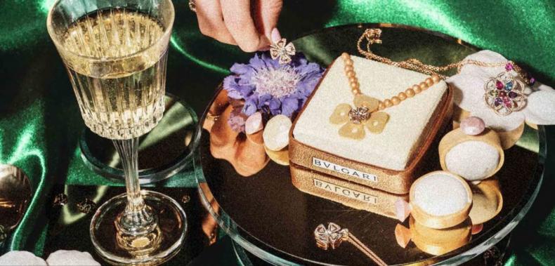 Bvlgari presenteert een Afternoon Tea voor luxe poezen in het ...