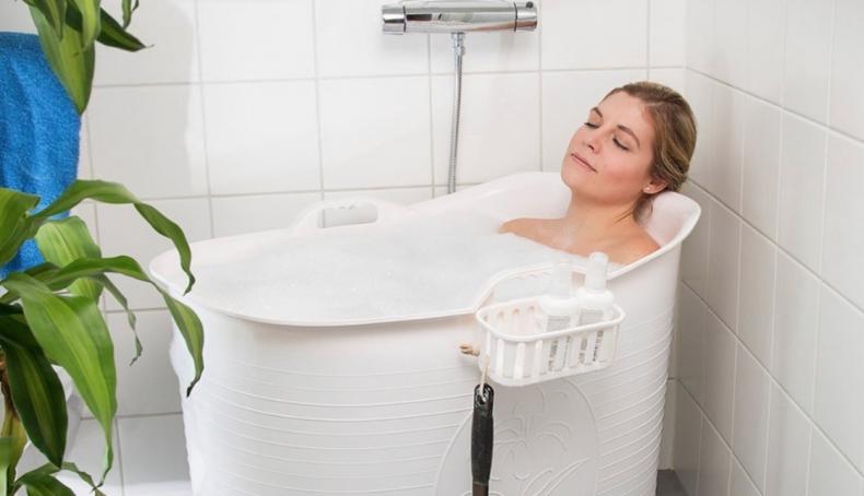 OMG! Deze Bath Bucket vervangt een bad