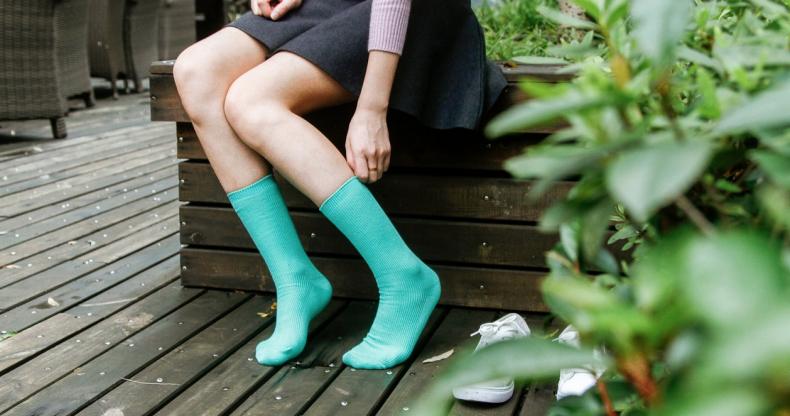 Afzakkende sokken? Dit irritante probleem kan worden opgelost