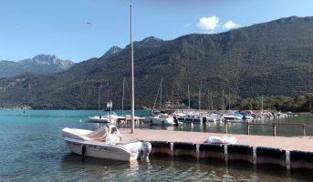 De rivièra van de Franse Alpen: het meer van Annecy