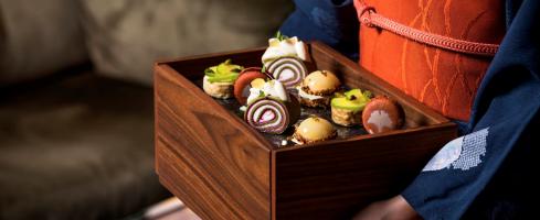 Nieuw: afternoon tea menu bij Hotel Okura Amsterdam