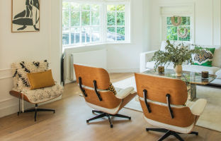 Zo creëer je een clean vintage look in jouw interieur