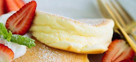 Soufflé Pancakes, dit wordt je nieuwe guilty pleasure!