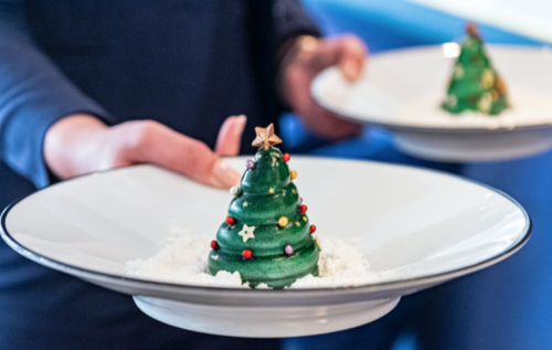 Kerst proef je pas echt bij Waldorf Astoria Amsterdam