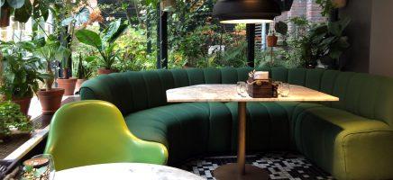 Gardenbistro Oriole hartje Amsterdam