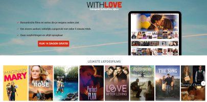 Knus onder een dekentje met de romantische films van WithLove