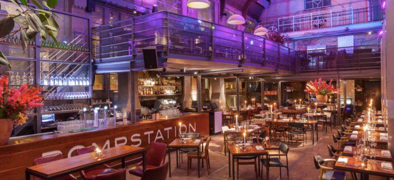 Hotspot Alert | Restaurant Pompstation Amsterdam
