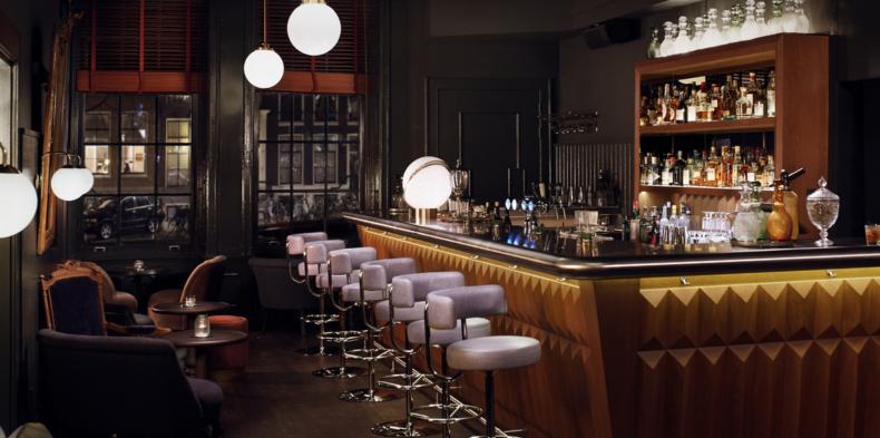 Cocktails bij onze favoriet: Pulitzer's Bar Amsterdam
