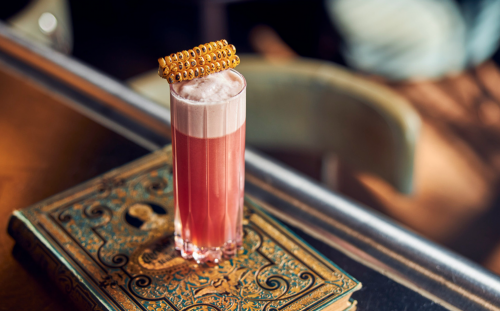 pulitzer cocktail