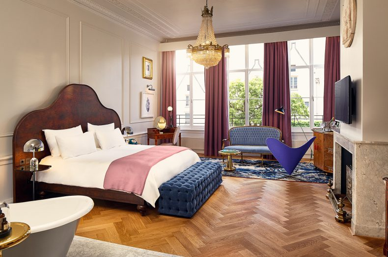 Pulitzer Amsterdam viert 50 jarig bestaan met 50 hotelovernach...