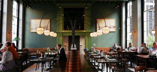 Restaurant Nieuw Amsterdam is de nieuwste aanwinst van de stad