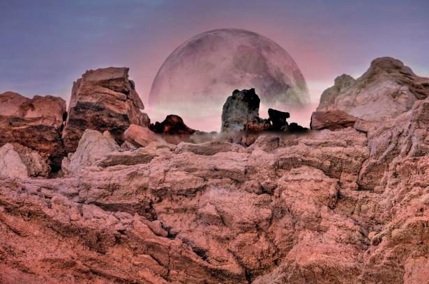 De eerste volle (wolf)maan van 2020