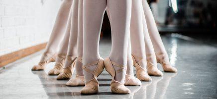 Hup naar de barre! Ballet helpt tegen veroudering