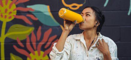 Waterflesje hergebruiken, go / no go voor je gezondheid?
