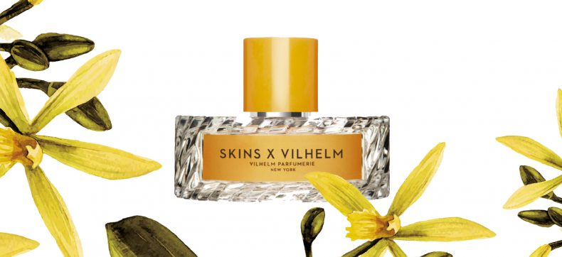 Skins lanceert een parfum in samenwerking met parfumhuis Vilhelm
