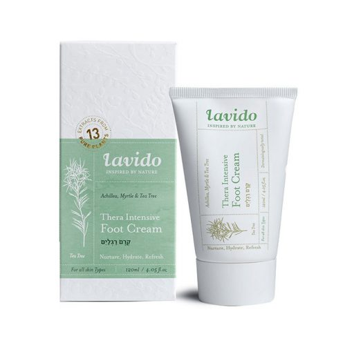 lavido foot cream
