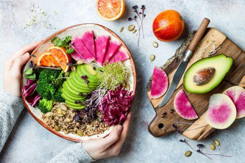 gezonde voeding immuunsysteem