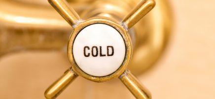 Dit is waarom je vanaf nu 'ja' zegt tegen koud douchen