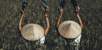 Fair fashion: duurzame slippers van Indosole