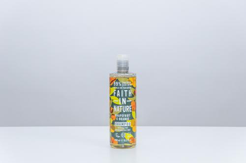 Green Essentials shampoo