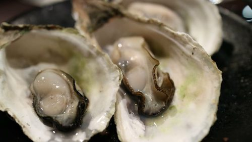 oesters rapen