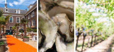 Staycation: de hort op in Nederland