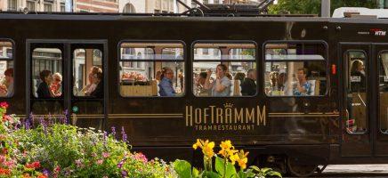 Hotspot Alert | Tramrestaurant Hoftrammm Den Haag