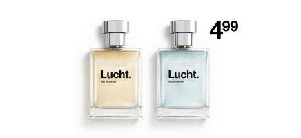 Knap: een eau de parfum van Zeeman voor maar vijf euro
