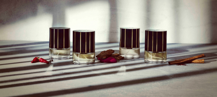 Smaken combineren: parfums van N.C.P op het menu