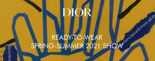 De show van Dior? Je ziet 'm hier!
