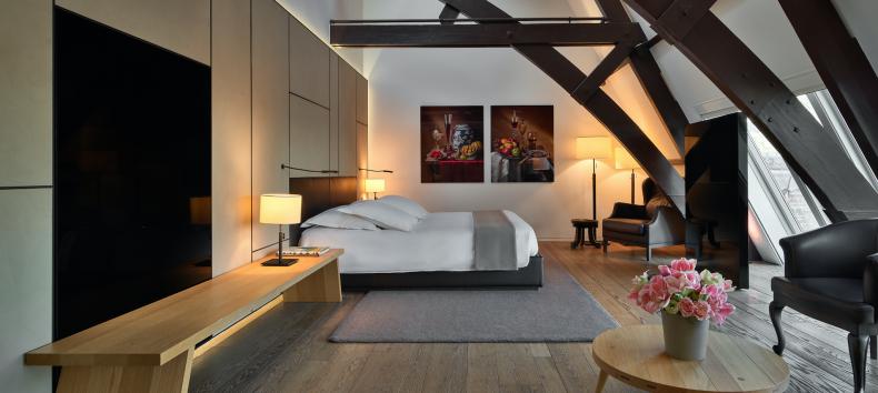 Staycation bij het Conservatorium hotel in Amsterdam