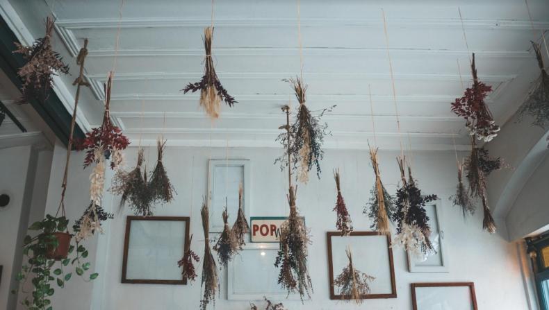 Droogbloemen in je interieur verwerken