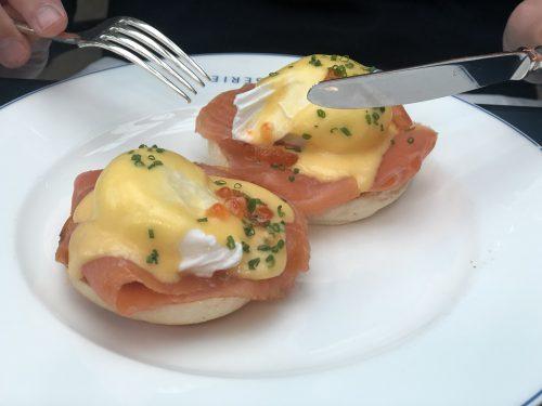 ontbijt conservatorium