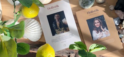 Back To Balance & Conscious Aging van Holistik founders Karlij...
