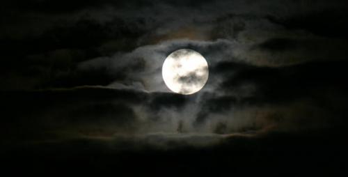 De tweede volle maan in oktober én Keltisch nieuw jaar