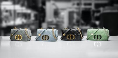 Voor op je wishlist: de nieuwe Caro Bag van Dior