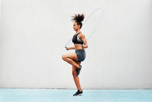 touwtjespringen work-out