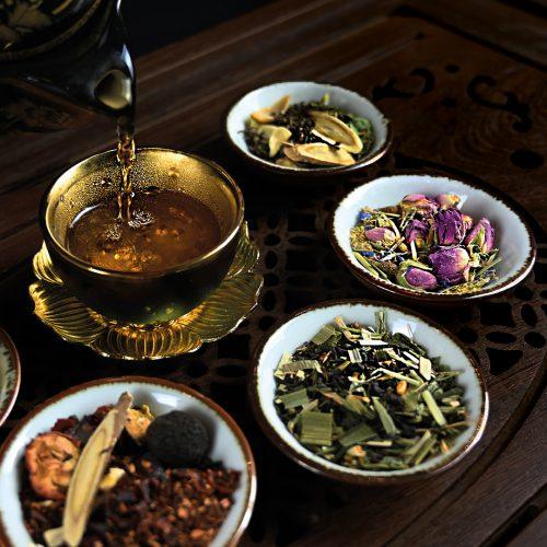 HanTing tea tasting