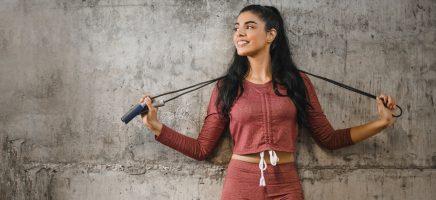 Spring je suf: waarom touwtjespringen zo'n allround work-out is