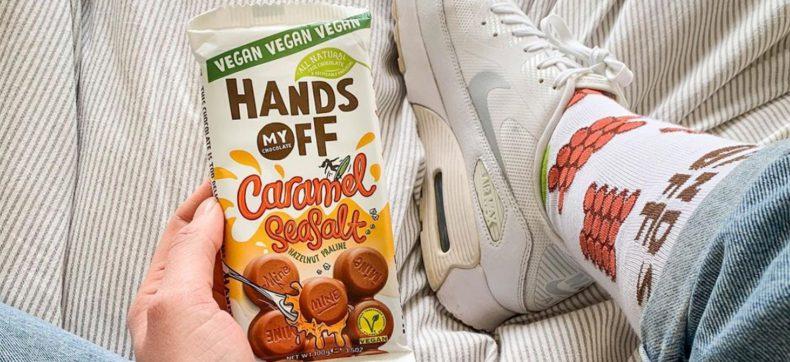 Hands Off My Chocolate, snoepen zonder schuldgevoel