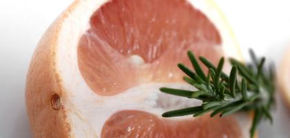 Grapefruit geeft je innerlijk en uiterlijk een boost