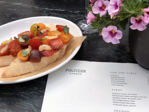 Pulitzer bloom package