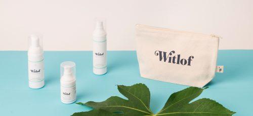 Witlof Skincare, clean beauty producten zonder blabla