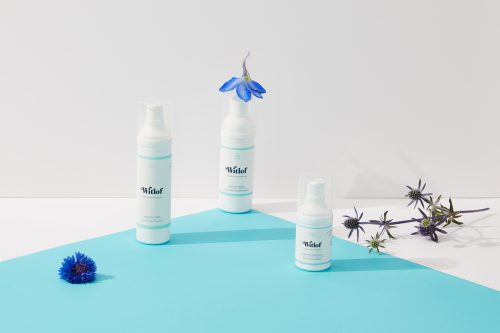 Witlof Skincare travel set
