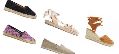 Espadrilles: Zomerser schoeisel ga je niet vinden