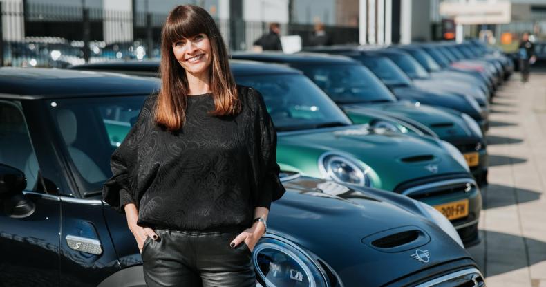 Interview: Daniëlle Dieben Head of MINI Nederland