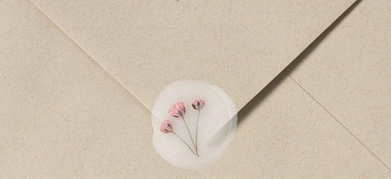 Leukste decoratie op jouw kaart: lakzegels